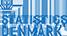 Statistics Denmark logo